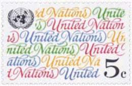 Ref. 141336 * NEW *  - UNITED NATIONS. New York . 1993. EMBLEMS. EMBLEMAS - New York - Sede De La Organización De Las NU