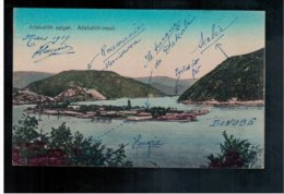 ROMANIA Adakaleh Sziget  Insel 1919 Old Postcard - Romania
