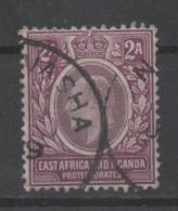 East Africa And Uganda, 1904,  Used, Michel 19 - Kenya, Uganda & Tanganyika