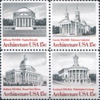 Ref. 311045 * NEW *  - UNITED STATES . 1979. ARCHITECTURE. ARQUITECTURA - Unused Stamps