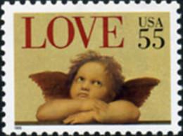 Ref. 315839 * NEW *  - UNITED STATES . 1995. LOVE. AMOR - Neufs