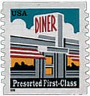 Ref. 52744 * NEW *  - UNITED STATES . 1998. RESTAURANTE - Neufs