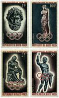 Ref. 281787 * HINGED *  - UPPER VOLTA . 1964. GAMES OF THE XVIII OLYMPIAD. TOKYO 1964. 18 JUEGOS OLIMPICOS VERANO TOKIO - Alto Volta (1958-1984)