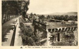 B59757 Cpa Pau - Le Château , Ancienne Tour De La Monnaie - France