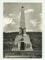 OSSARIO DEI CADUTI DEL 1/10/1860 AI PONTI DELLA VALLE   VIAGGIATA FG - Caserta
