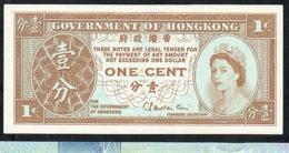 HONG-KONG P325b  1 CENT ( 1971 )     UNC. - Hong Kong