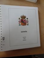 Spanien Lindner T Falzlos 2003-2007 (12351) - Album & Raccoglitori