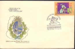 Ref. 418460 * NEW *  - URUGUAY . 1994. NATIONAL COMMISSION TO PREVENT TAPEWORMS. COMISION NACIONAL DE HIDATIDOSIS - Uruguay
