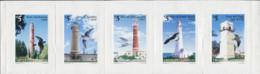 Ref. 103073 * NEW *  - URUGUAY . 1997. LIGHTHOUSES AND SEA BIRDS. FAROS Y AVES MARINAS - Uruguay