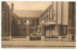 Hainaut>La Louvière Institut St Joseph_Grillage Et Cour D'entrée 1939 - Nels Thill, Bruxelles_CPA TTB - La Louvière