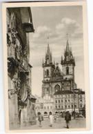 Praha Special Postmark Congress Of Catholics 1935 - Czechoslovakia