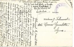 52-Lot De 12 Cachets D'Hôpitaux De La Haute-Marne (5 Sur CP ,6 Sur Lettres Et 1 Sur Fragment De Lettre) En 14/18 - Guerra De 1914-18