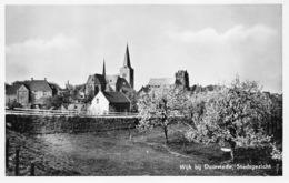 Nederland Utrecht    Wijk Bij Duurstede ,stadsgezicht     Echte Foto Fotokaart     M 260 - Wijk Bij Duurstede