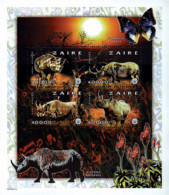 Ref. 598065 * NEW *  - ZAIRE . 1997. FAUNA. FAUNA - Zaire