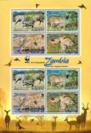 Ref. 216962 * NEW *  - ZAMBIA . 2008. GREAT KUDU. GRAN KUDU - Zambia (1965-...)