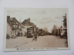 REUGNY HOTEL DE LA PAIX - Autres Communes