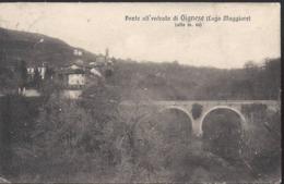 Ponte All'entrata Di Gignese - Lago Maggiore - HP1892 - Verbania
