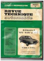 """REVUE TECHNIQUE AUTOMOBILE RENAULT """" 15TL """" - """" 15 GTL """" - """" 15TS """" - R1300 ET R 1302 - Auto"""