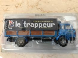 BERLIET GRK 10 CHAUSSURES LE TRAPPEUR - 1/43 - COMME NEUF SOUS BLISTER - Other