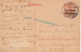 Polen, Generalgouvernement, P5 - Occupation 1914-18