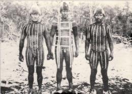 1 AK Chile * Ureinwohner In Feuerland * - Chile