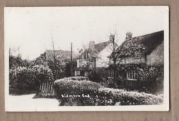 CPSM ANGLETERRE - KIDMORE END - TB PLAN Maisons , Cottages + Jolie Oblitération Verso - Angleterre