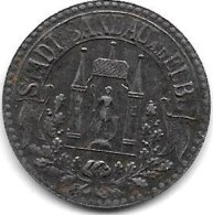*notgeld  Sandau   50 Pfennig  1918. Fe  467.1b - Altri