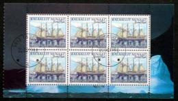 Greenland   1998 NORDEN  MiNr.327x      (O) ( Lot Mappe ) - Usados