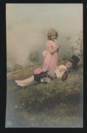FOTOKAART  CARTE PHOTO   MOOI MEISJE  BELLE FILLETTE - Bambini