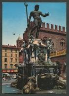 BOLOGNA - IL NETTUNO - VIAGGIATA CON AFFRANCATURA 1972 - ANGOLI ROVINATI - 014 - Bologna
