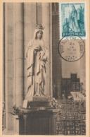 BELGIUM  1948 ISSUE COB 777 CHEVREMONT MC - Maximum Cards