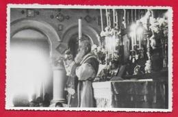 FOTOGRAFIA ITALIA - 50 Anni Professione Religiosa Padre Venceslao Da Reggio Emilia Chiesa Salsomaggiore 1951 - 9 X 14 - Geïdentificeerde Personen