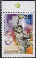 REPUBLIC OF MACEDONIA, 2003, STAMPS, MICHEL 286 - WOMENS HANDBALL CHAMPIONSHIP - Balonmano