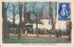BELGIUM  1948 ISSUE COB 779 CHEVREMONT MC - Maximum Cards