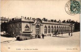 CPA PARIS 7e Gare Des Invalides (575959) - Stations, Underground