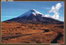1 AK Ecuador * Der Cotopaxi Ist Mit 5897 M Der Zweithöchste Berg Ecuadors - Einer Der Höchsten Aktiven Vulkane Der Erde - Ecuador
