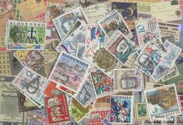 Slowakei Briefmarken-75 Verschiedene Marken - Slovakia