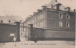 Lille  Quartier Saint Ruth Train Des Equipages - Lille
