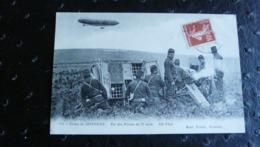 194 Camp De SISSONNE - Tir De Pièces De 75 M/m - Manoeuvres