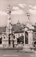 AK -NÖ - Korneuburg - Am Hauptplatz - 1955 - Korneuburg
