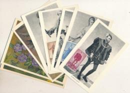 BELGIUM  1949 ISSUE COB 814/822 SET MC - Maximum Cards