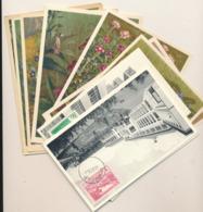 BELGIUM  1950 ISSUE COB 834/840 SET MC - Maximum Cards