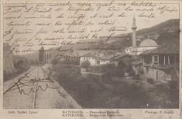 Kosovo - Serbie - Bulgarie - Katchanik - Panorama Ville - Chemin De Fer - Kosovo