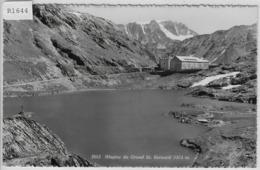 Hospice Du Grand St. Bernard - VS Valais