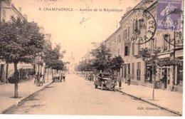 39: Champagnole Avenue De La Republique - Champagnole