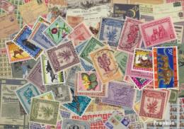 Ruanda - Urundi Briefmarken-100 Verschiedene Marken - Rwanda