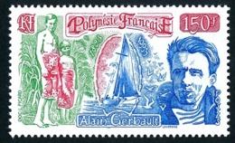 POLYNESIE 1993 - Yv. 444 ** SUP  Faciale= 1,26 EUR - Alain Gerbault, Navigateur  ..Réf.POL24644 - Polynésie Française