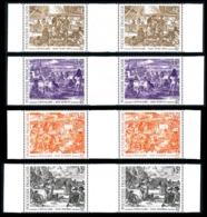 POLYNESIE 1993 - Yv. 432A à 435A ** SUP Bdf - Tableaux De Boullaire  ..Réf.POL24637 - Polynésie Française