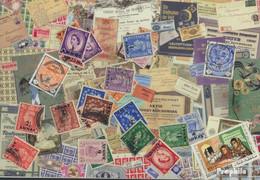 Muskat Und Oman Briefmarken-100 Verschiedene Marken - Oman