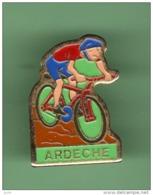 CYCLISME *** ARDECHE ***  2003 - Wielrennen